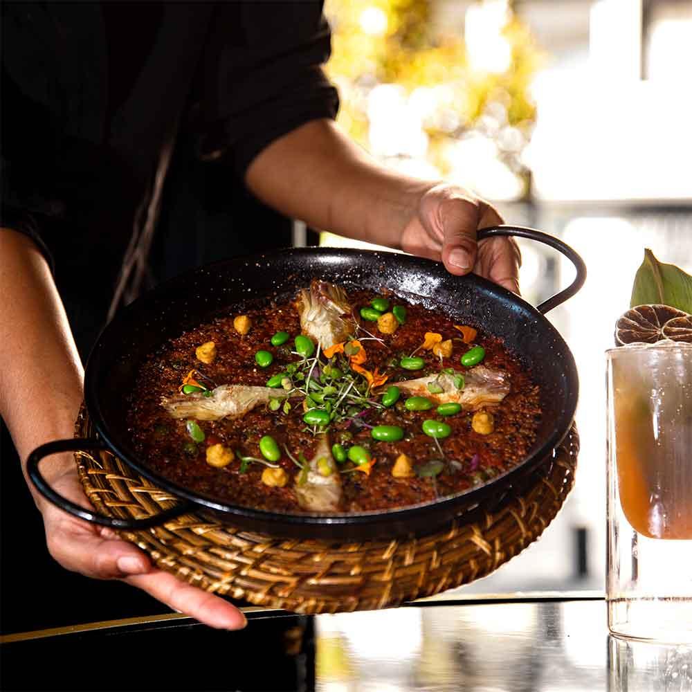 La reina kitchen - Granada - Fotografía Gastronómica - Sensorial Marketing